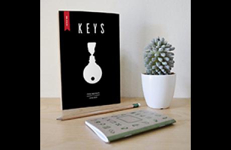 KEYS - ספר מהדורה פיזית